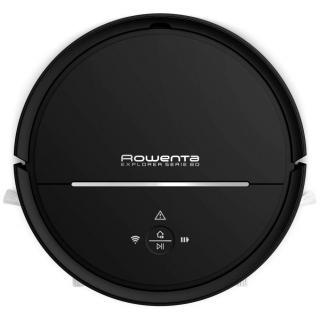 Rowenta RR7755WH Explorer Serie 80 - black - Použitý - Robotický vysavač a mop 2v1