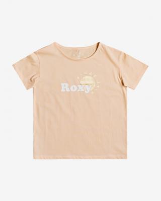 Roxy Day And Night Foil Triko dětské Béžová dámské XXL