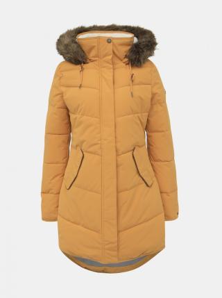 Roxy Ellie Mustard Winter Waterproof Coat dámské žlutá XL
