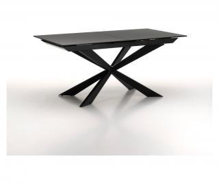 Rozkládací stůl Černá