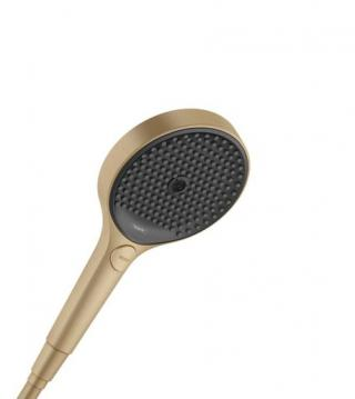 Ruční sprcha Hansgrohe Rainfinity kartáčovaný bronz 26865140 ostatní kartáčovaný bronz