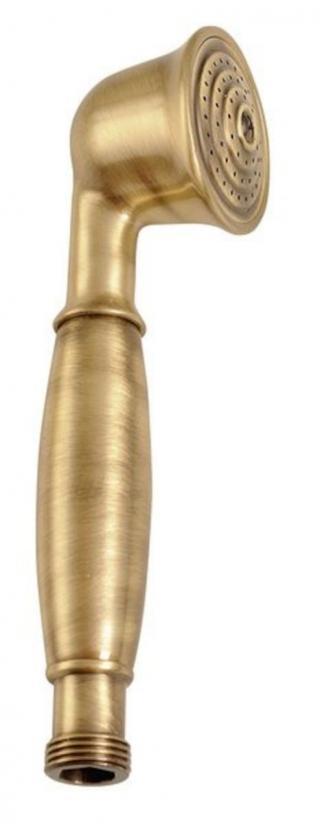 Ruční sprcha Sapho ANTEA bronz DOC26 ostatní bronz