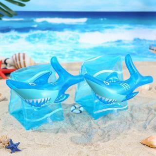 Rukávky pro děti neplavce Coyota - žralok