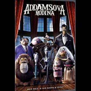 Různí interpreti – Addamsova rodina DVD