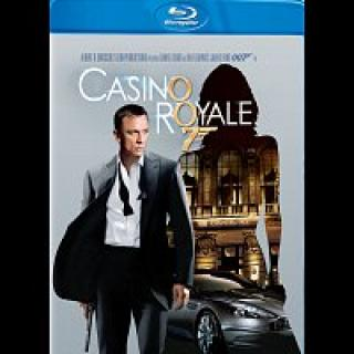Různí interpreti – Casino Royale BD