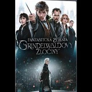 Různí interpreti – Fantastická zvířata: Grindelwaldovy zločiny DVD