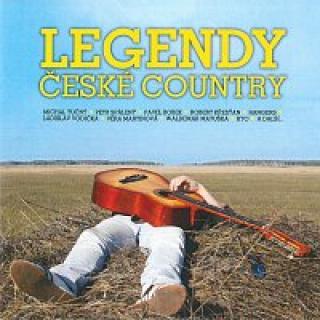 Různí interpreti – Legendy české country CD