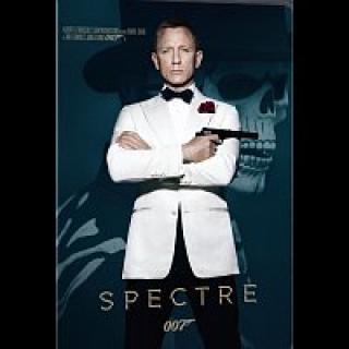 Různí interpreti – Spectre DVD