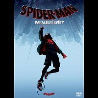 Různí interpreti – Spider-man: Paralelní světy DVD