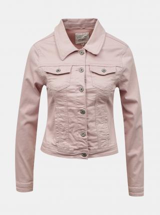 Růžová džínová bunda Hailys dámské M
