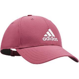 Růžová kšiltovka Adidas Bball Cap Lt Embr