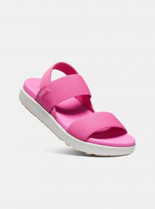 Růžové dámské sandály Keen dámské růžová 36