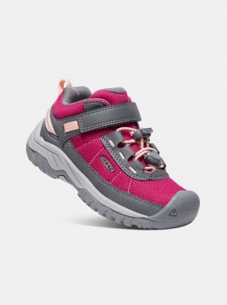 Růžové holčičí boty Keen růžová 24