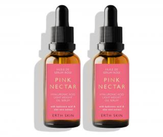 Sada 2 pleťových sér Pink Nectar