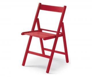 Sada 4 skládacích židlí