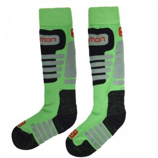 Salomon Access 2 Pack Ski Socks Mens pánské Other 36