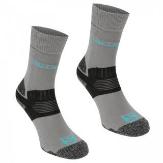 Salomon Midweight 2 Pack Ladies Walking Socks dámské Other S