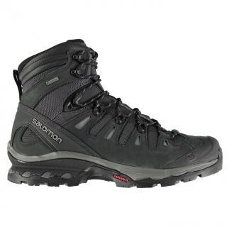 Salomon Quest 4D 3 GTX Mens Walking Boots pánské Phantom 42