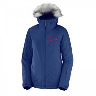Salomon Rise Ski Jacket Ladies pánské Other XS