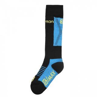 Salomon S Max 2 Pack Ski Socks Junior Boys pánské Other 27/30