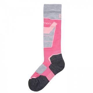 Salomon S Max 2 Pack Ski Socks Womens dámské Other 36