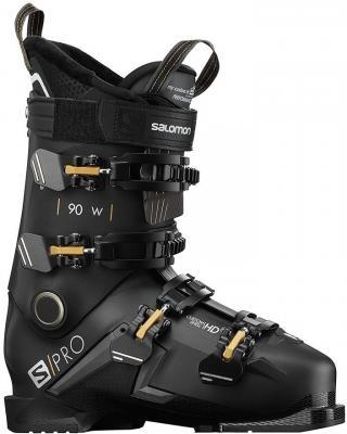 Salomon S/PRO 90 W Black/Belluga/Gold 25/25,5 19/20 dámské 25/25,5