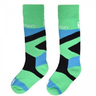 Salomon Team 2 Pack Ski Socks Junior Boys pánské Other 27/30