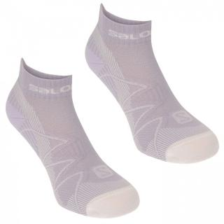 Salomon X Scream 2 Pack Running Socks Ladies dámské Other S