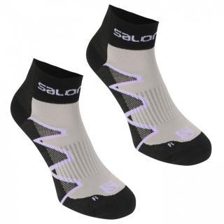 Salomon XA Pro 2 Pack Ladies Running Socks dámské Other M 5.5-7