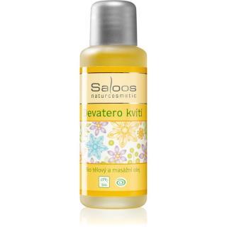 Saloos Bio Body and Massage Oils tělový a masážní olej devatero kvítí 50 ml dámské 50 ml