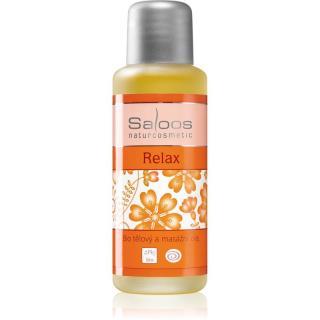 Saloos Bio Body and Massage Oils tělový a masážní olej Relax 50 ml dámské 50 ml