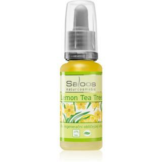 Saloos Bio Regenerative bio regenerační obličejový olej Lemon Tea Tree 20 ml dámské 20 ml