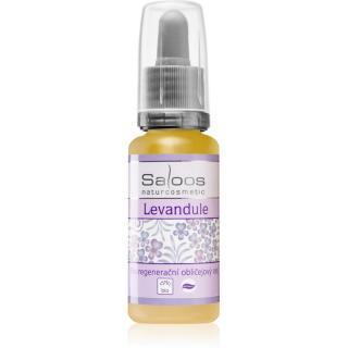 Saloos Bio Regenerative bio regenerační obličejový olej Levandule 20 ml dámské 20 ml