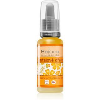 Saloos Bio Regenerative bio regenerační obličejový olej Santalové dřevo 20 ml dámské 20 ml
