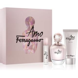 Salvatore Ferragamo Amo Ferragamo dárková sada IV. pro ženy dámské