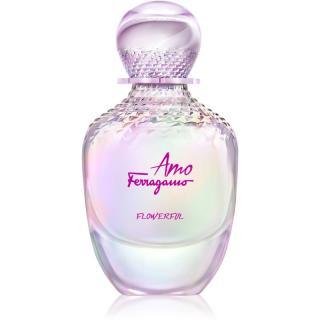 Salvatore Ferragamo Amo Ferragamo Flowerful toaletní voda pro ženy 100 ml dámské 100 ml