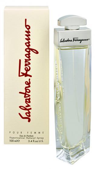 Salvatore Ferragamo Pour Femme - EDP 100 ml dámské