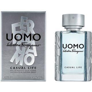 Salvatore Ferragamo Uomo Casual Life toaletní voda pro muže 50 ml