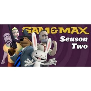 Sam & Max Season Two (PC) DIGITAL