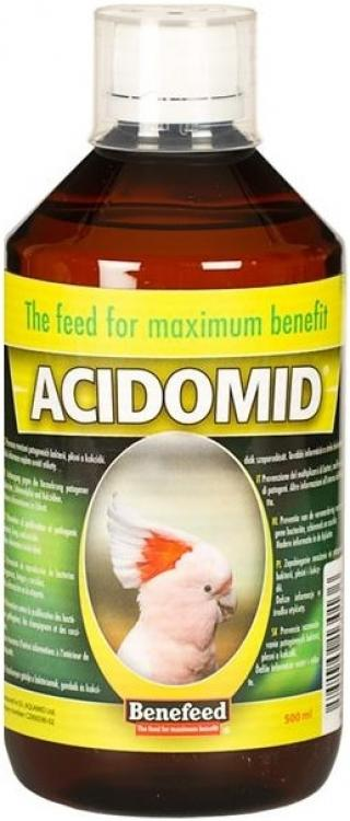 Samohýl Acidomid exot 500ml