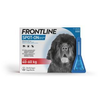 Samohýl Frontline Spot-on Dog XL 3 x 4,02 ml