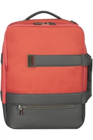 Samsonite Batoh a taška na notebook 15,6 3v1 Zigo 18 l - oranžová