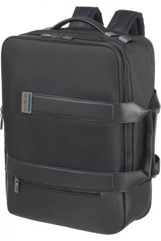 Samsonite Batoh a taška na notebook 15,6 3v1 Zigo EXP  23/28 l - černá