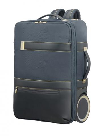 Samsonite Batoh na notebook 15,6 na kolečkách Zigo 35 l - modrá