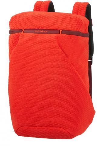 Samsonite Batoh na notebook 15,6 Neoknit M 17 l - červená