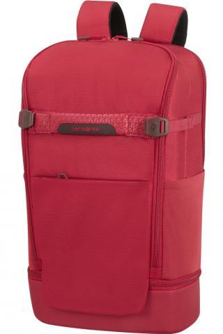 Samsonite Batoh na notebook Hexa-Packs BP L Travel 22 l 15.6 - červená