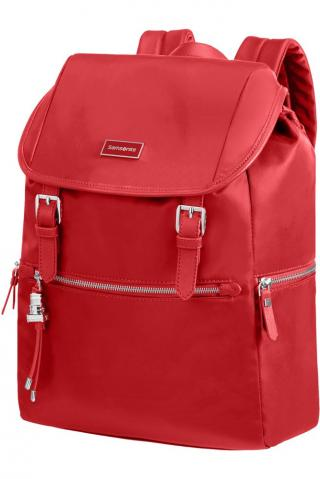 Samsonite Dámský batoh na notebook 14,1 Karissa Biz - červená