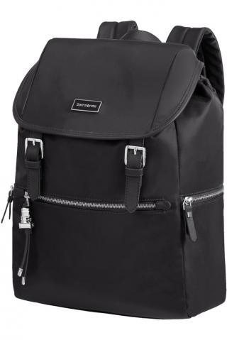 Samsonite Dámský batoh na notebook 14,1 Karissa Biz USB - černá