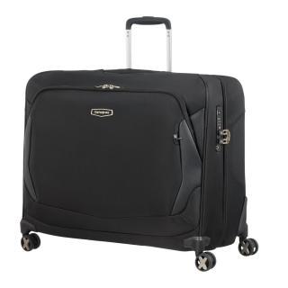 Samsonite Látkový cestovní kufr na oblečení XBlade 4.0 63,5 l - černá