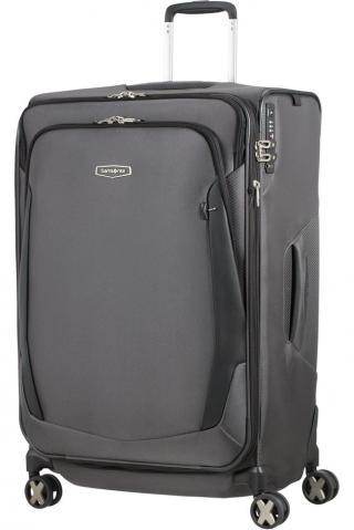 Samsonite Látkový cestovní kufr XBlade 4.0 EXP 118/127 l - šedá